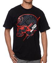 Metal Mulisha Expand Black & Red T-Shirt