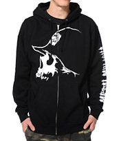 Metal Mulisha Hitcher Black Zip Up Hoodie