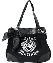 Metal Mulisha Lavish Black Purse