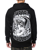 Metal Mulisha Low Life Black Zip Up Hoodie
