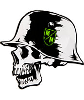 Metal Mulisha Malevolent Sticker