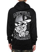 Metal Mulisha Profile Black Zip Up Hoodie