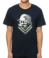 Metal Mulisha Skull Chevron T-Shirt