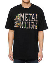 Metal Mulisha x Real Tree Lock Up Tee Shirt