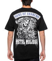 Metal Mulisha x Sons Of Anarchy Reaper Tee Shirt