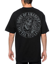 Metal Mulisha x Sons Of Anarchy Stamp Tee Shirt