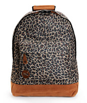 Mi-Pac Custom All Leopard Print Backpack