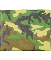 Mighty Camo Tyvek Bifold Wallet