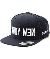 Mighty Healthy Kroy Wen Snapback Hat