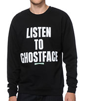 Mighty Healthy Listen Crew Neck Sweatshirt