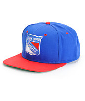 Mighty Healthy NY Danger Snapback Hat