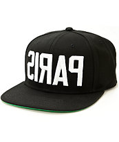 Mighty Healthy Paris Snapback Hat