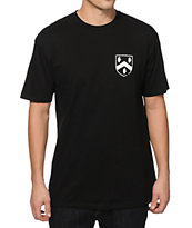 Mighty Healthy x Gino Iannucci Crest T-Shirt