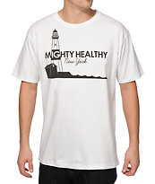 Mighty Healthy x Gino Iannucci Lighthouse T-Shirt