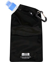 MiiR Black Collapsible Water Bottle