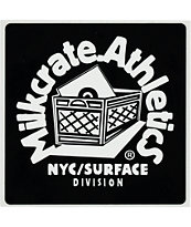 Milkcrate Black Sticker