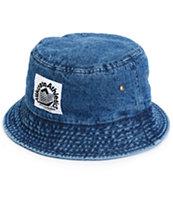 Milkcrate Denim Bucket Hat