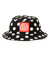 Milkcrate Dots Bucket Hat