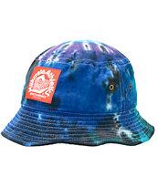 Milkcrate Purp Tie Dye Bucket Hat