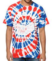 Milkcrate USA Tie Dye T-Shirt