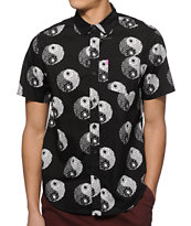 Mishka Balanced Imperial Button Up Shirt