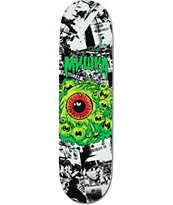 "Mishka Bouzikov KW 8.25"" Skateboard Deck"