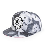 Mishka Crushed Keep Watch Snapback Hat