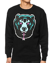 Mishka Death Adders Crew Neck Sweatshirt