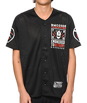 Mishka High Voltage Baseball Jersey