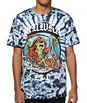 Mishka Lamour Cyco Rider Tie Dye T-Shirt