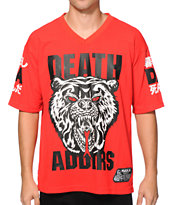 Mishka Lamour Death Adder Football Jersey