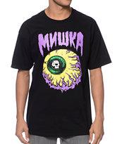 Mishka Lamour Keep Watch 2 Black T-Shirt