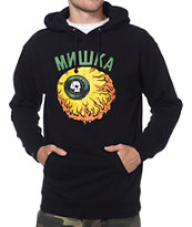 Mishka Lamour Keep Watch Black Pullover Hoodie