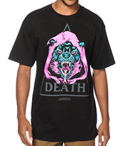 Mishka Lamour Society Of The Snake Tee Shirt