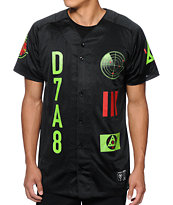 Mishka New World Order Baseball Jersey