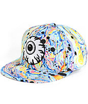 Mishka Petro Keep Watch Snapback Hat