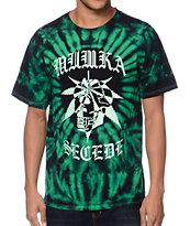 Mishka Rebel Sativa Malachite T-Shirt
