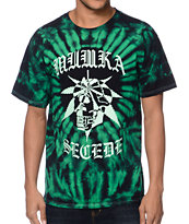 Mishka Rebel Sativa Malachite Tee Shirt