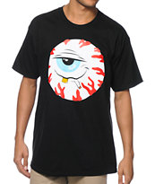 Mishka Stoney Baloney Keep Watch Black Tee Shirt