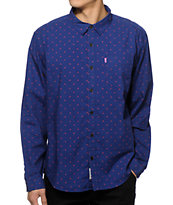 Mishka Suits Long Sleeve Button Up Shirt