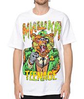 Mishka x Teenage Toxicadder T-Shirt