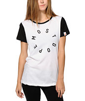 Most Dope Color Block T-Shirt