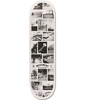 "Movement Seattle 8.0"" Skateboard Deck"