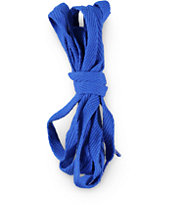 Mr. Lacy Flatties Royal Blue Shoe Laces