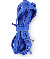 Mr. Lacy Smallies Royal Blue Shoe Laces