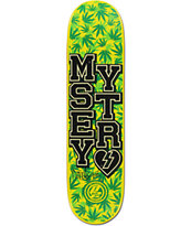 Mystery James Name P2 7.875 Skateboard Deck