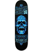 Mystery Jimmy Carlin Intelligent 8.125 Skateboard Deck