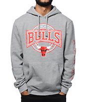 NBA Mitchell and Ness Bulls Down To The Wire Hoodie