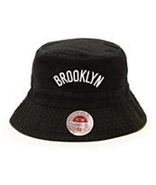 NBA Mitchell and Ness Nets Bucket Hat