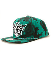 NBA Mitchell and Ness Suns Greenback Strapback Hat